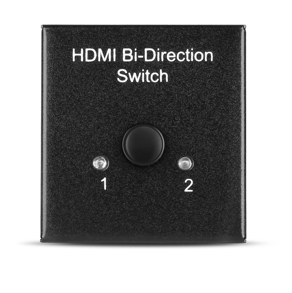 Tnp Hdmi Switch 4k Bi Directional Hdmi 1 215 2 Or 2 215 1